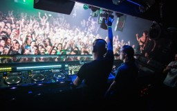 United Kingdom, London - Ministry of Sound (The Gallery) October 2014