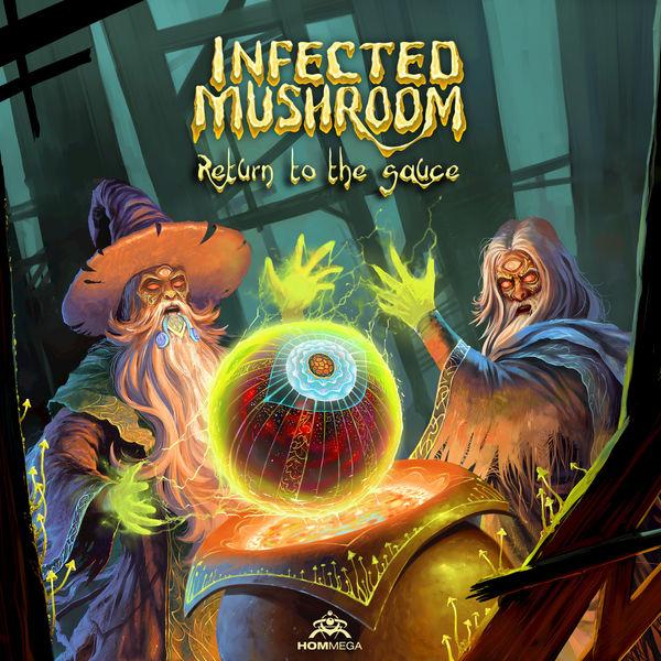 Infected Mushroom Tour Dates
